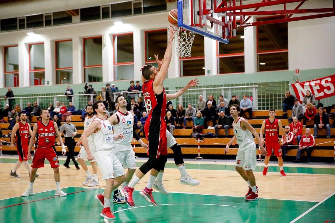 Basket Mestre