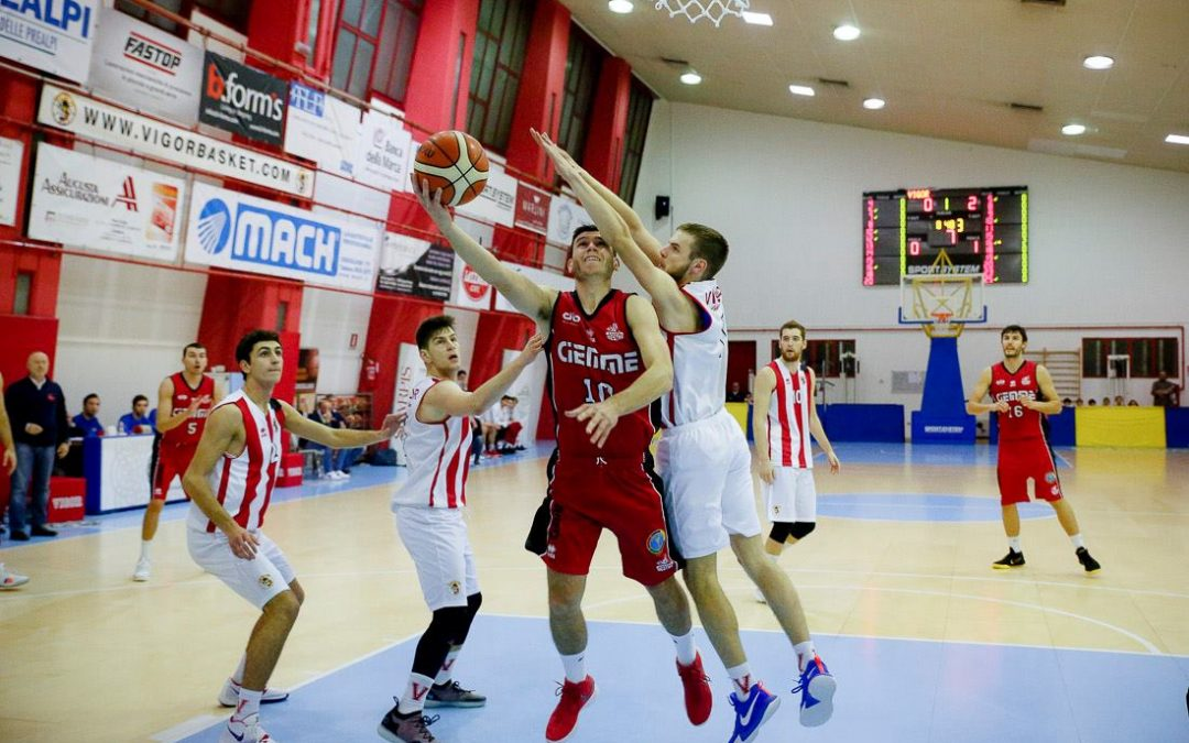 DB Group & Basket Mestre 1958 play together to win!