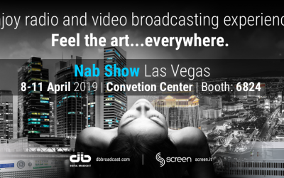 NAB Show 2019 Las Vegas 8/11 April