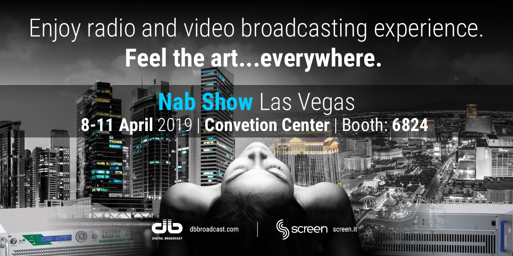 NAB Show 2019 Las Vegas 8/11 April