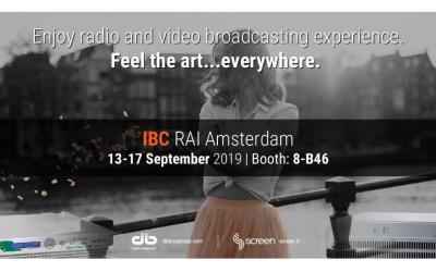 IBC Amsterdam 2019