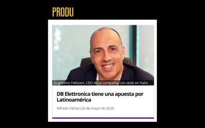 LA ENTREVISTA A NUESTRO CEO EN EL SITIO WEB DE PRODU