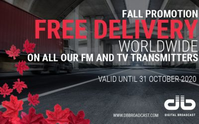 NEW FALL PROMOTION